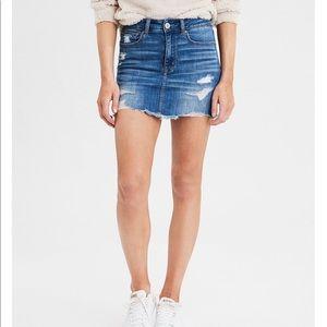 American Eagle super stretch mini skirt